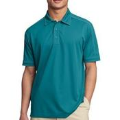 Contrast Stitch Micropique Sport Wick ® Polo