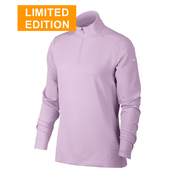 Ladies Dry UV 1/2 Zip Cover Up